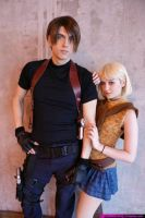 Resident Evil 4 by Hopie-chan