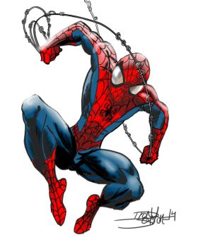 Spider-Man by hypolitus