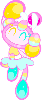 (Egg)Hoppy Bomberman by NyleveForbes12345