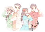 Happy New Year~! by Otromeru