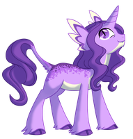 SOLD: Sparity foal:Wisteria by Lopoddity