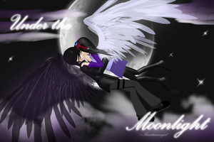 .:Under the Moonlight:. by Smartanimegirl