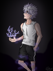 Zoldyck Killua by Avairo