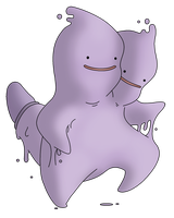 Ditto - Twin Form -