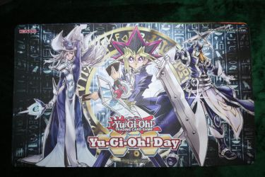 Yugi x Silent Monsters | Custom Playmat by Gaia206