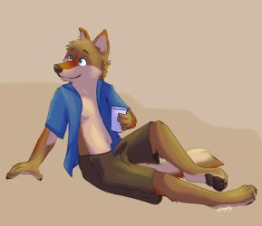 Painting practice by LeeyFox
