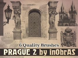 Prague 2 Brushes by inObrAS