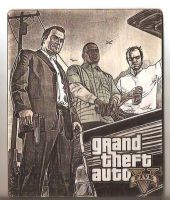 GTA 5 PS3 WoodBox Light Colored by WoodBoxEdition
