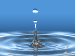 3D Waterdrop by V3N0MX92