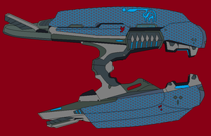 Type-25 Directed Plasma Weapon by Haloidfan