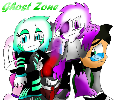 Ghost Zone: The R.G.H.E by NavitGB