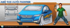 Ask the Auto Painter by designfxpro