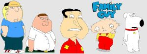 Family Guy by Makavelithedon