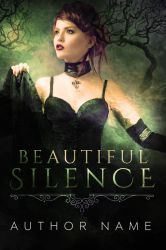 Beautiful Silence : PREMADE BOOK COVER FOR SALE by RebeccaFrank