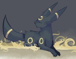 Umbreon by TheRedesigner