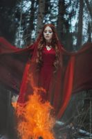 Melisandre - A Song of Ice and Fire_5 by GreatQueenLina