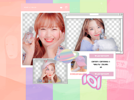 IOI | PACK PNG by KoreanGallery