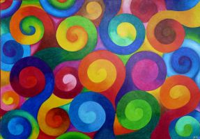 Spirals by ThingsWillGoMyWay