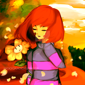UNDERTALE by kiacii-official