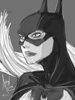 The Batgirl by Archonyto