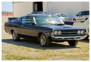 1968 Ford Torino GT by TheMan268