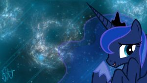Mean While In Luna's Hair by RikiTheSuperZeldaFan