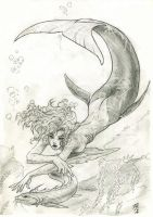mermaid by Mia---Wallace