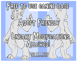 Free to Use Base - RULES IN THE DESCRIPTION by Aviivix