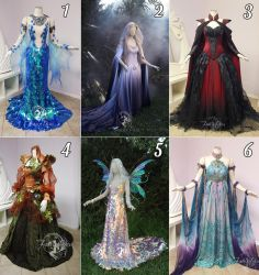 Which Fantasy Character would you be by Firefly-Path