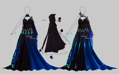 Outfit design - 210  - closed by LotusLumino