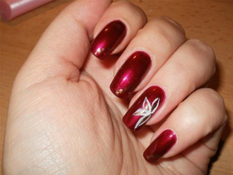 Nails 1 by Tamilia