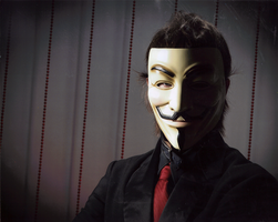 Anonymous by Zaidtomo