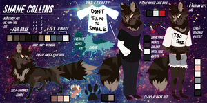 Shane Ref 2015 by dRaWiNgWiThHeArT