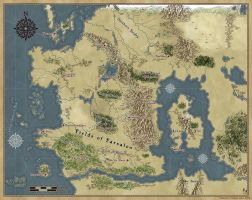 The World of Calibran by Sapiento