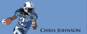 Chris Johnson by JASEighty6