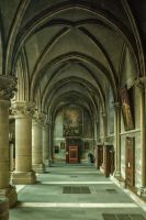 Cathedrale de Moulins2 by hubert61