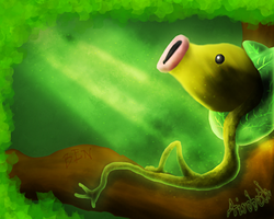 Ben The Bellsprout