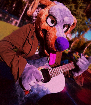 Rockin in Argentina by Ripperfangs