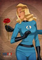 A rose for Sue by DESPOP