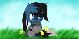 Chick Magnet by EnamoredGhost