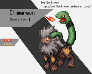 Chimereon  by Eos13unknown