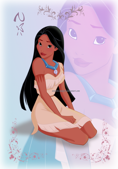 Princess Of Heart-Pocahontas by Nippy13