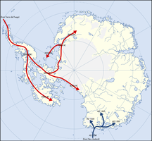 Acta Dei - Human Migrations to Antarctica by IEPH