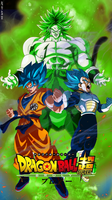 Broly the Movie by AdeBa3388