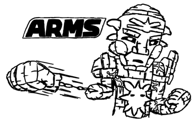 Terrari-ARMS by ppowersteef