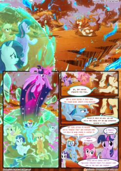 MLP - Timey Wimey page68 by Light262