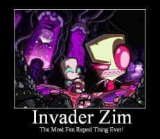 IZ, Most Fan Raped Thing Ever by InvaderShizzleXD