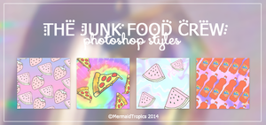 The Junk Food Crew Styles .asl by MermaidTropics