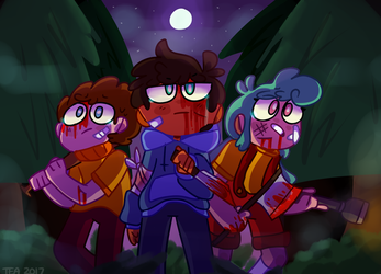 Camp Camp by Puppiii