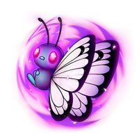 Butterfree (+SPEEDPAINT)